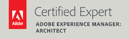 Adobe Certified Architects